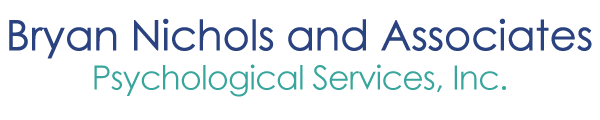 Bryan Nichols & Associates Psychological Services, Inc.